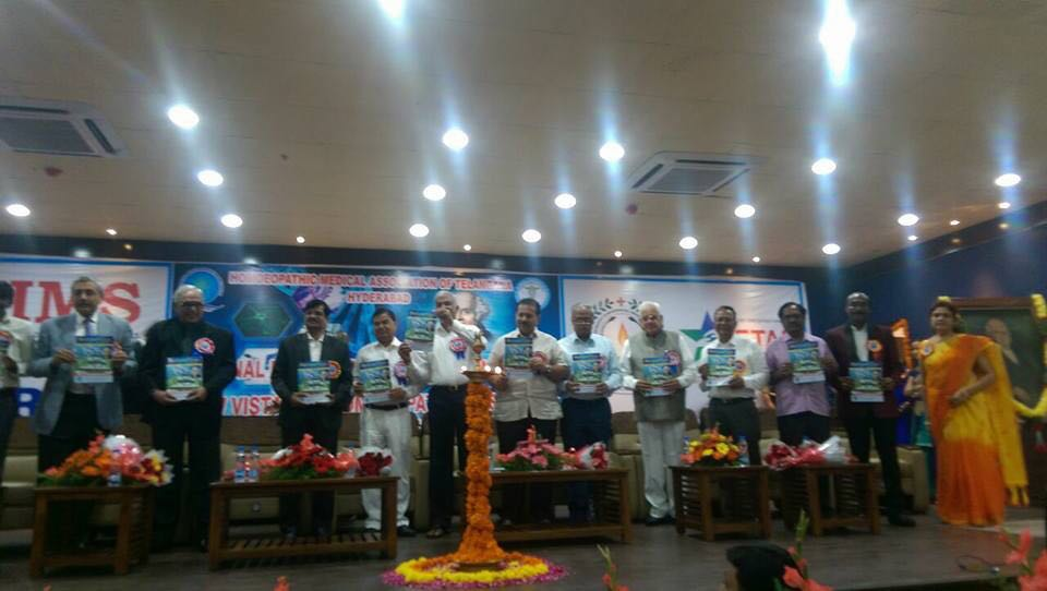 Homoeopathic Medical of Telangana Event