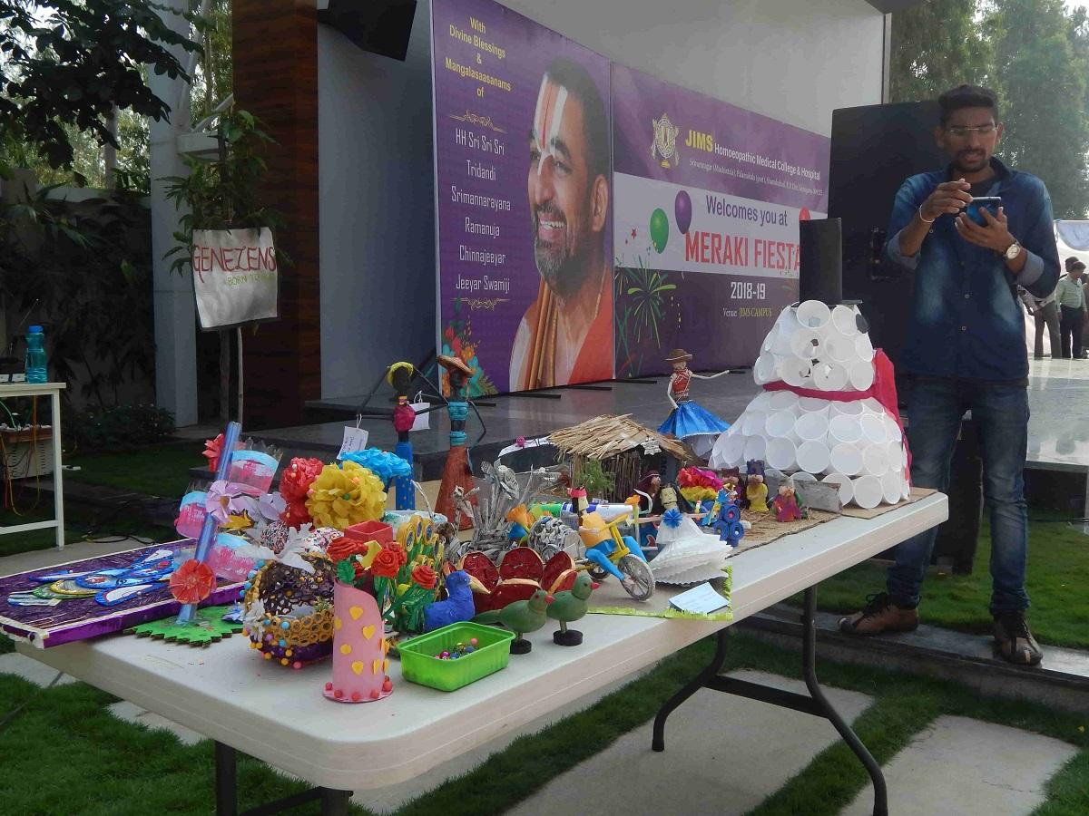 Meraki Fiesta – Recycling Waste