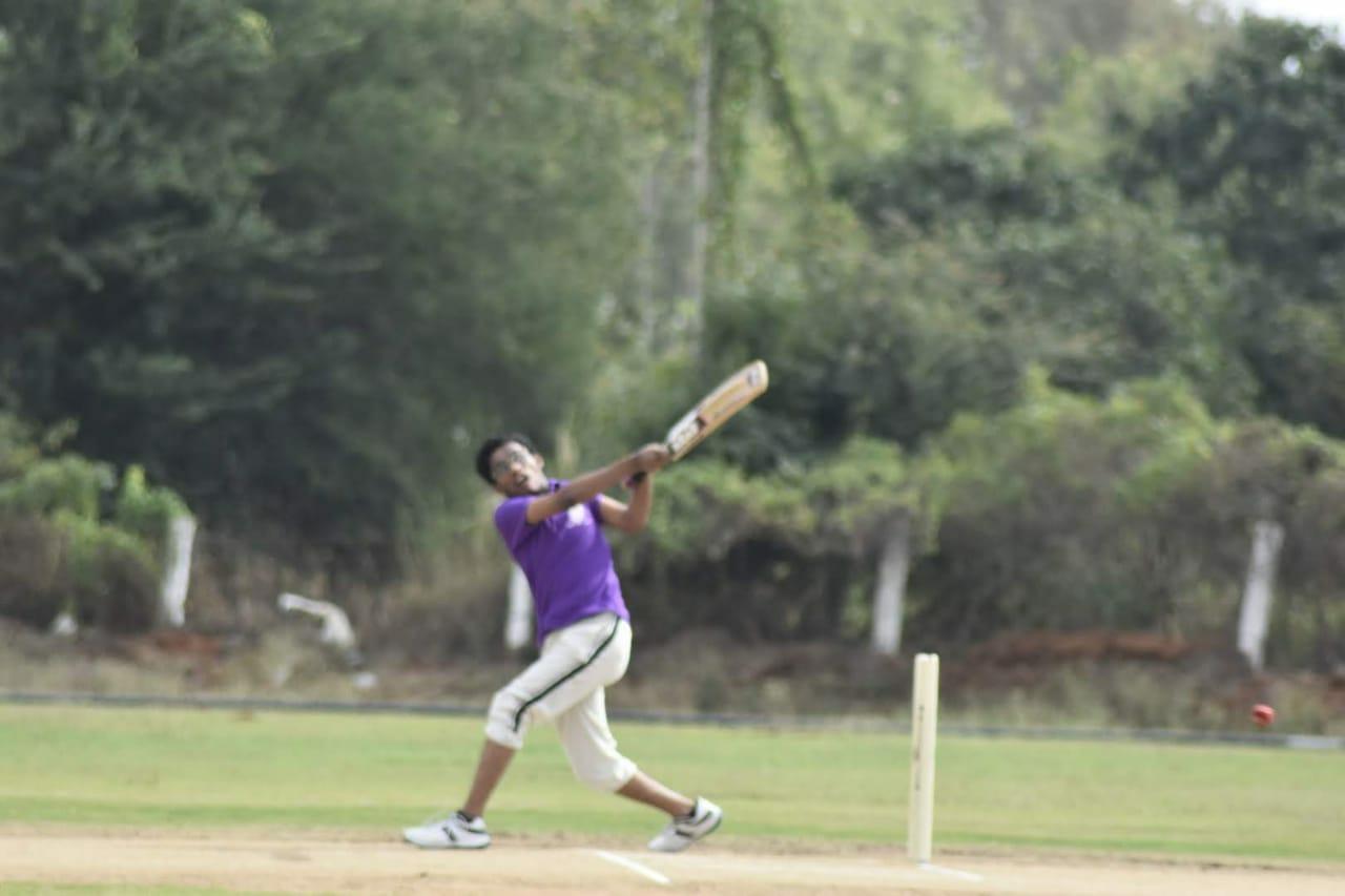 Meraki Fiesta – Cricket
