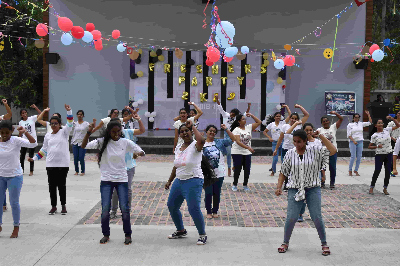 Flash Mob at JIMS Indraprasth Fiesta