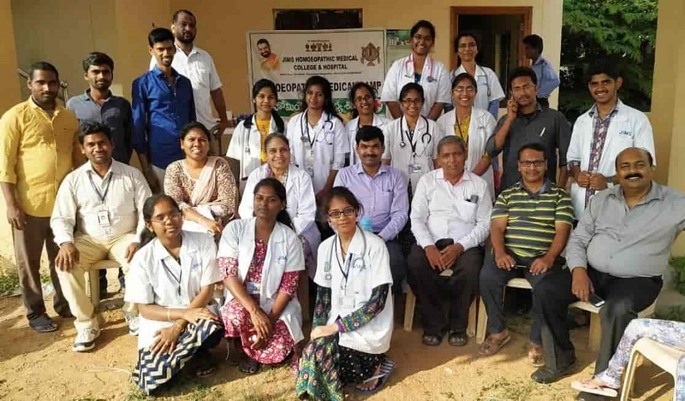 Homoeopathic Medical Camp