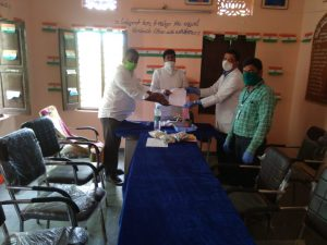 Distribution of Immunity boosters – Hamidullnagar (2nd Phase)