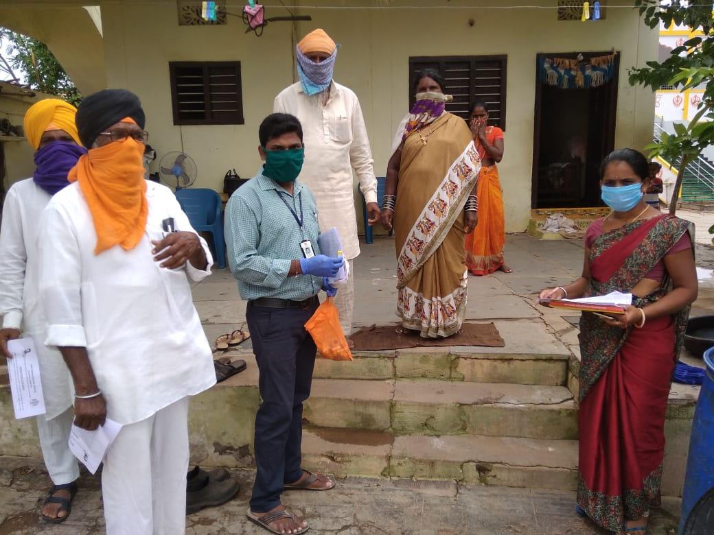 Distribution of Immunity boosters – Madanapalli