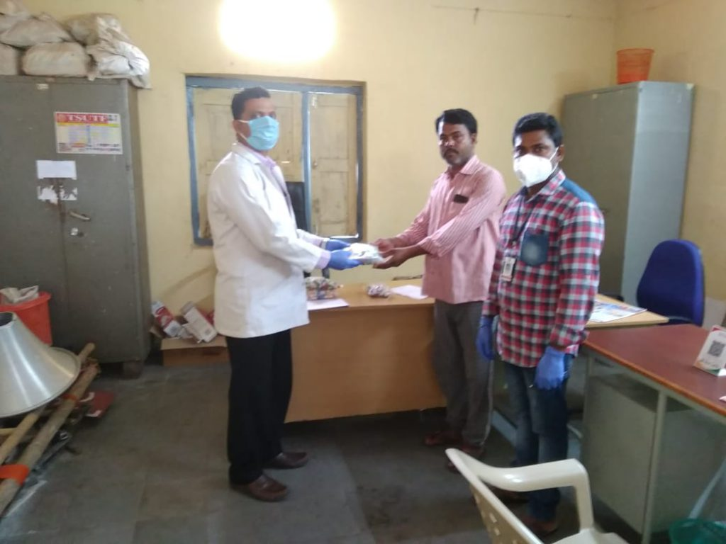 Distribution of Immunity boosters – Pedda Golconda (2nd Phase)