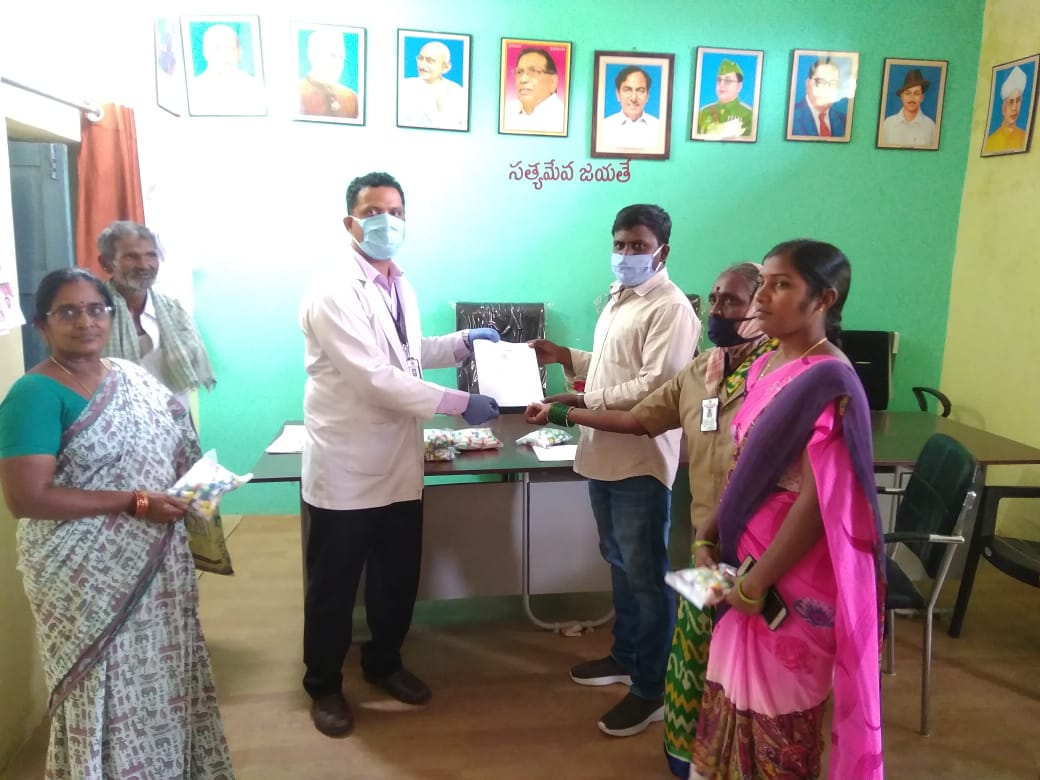 Distribution of Immunity boosters – Rangapur (2nd Phase)